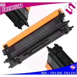 TONER CIAN TN130C TN135C TN115C TN175C TN195C COMPATIBLE IMPRESORAS NONOEM BROTHER ALTERNATIVO AZUL NO ORIGINAL
