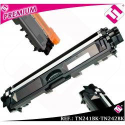 TONER NEGRO TN241BK TN242BK COMPATIBLE PARA IMPRESORAS NOOEM BROTHER ALTERNATIVO