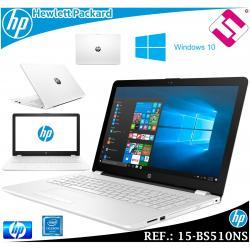 PORTATIL HP 15-BS510NS DUAL CORE CELERON N3060 1,6GHZ 15.6 8GB 1TB WIFI BT W10