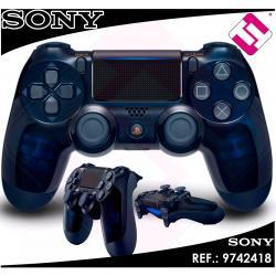 MANDO PS4 DUALSHOCK AZUL TRASLUCIDO PLAYSTATION 4 SONY EDICION 500 MILLONES