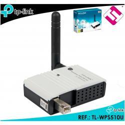TL-WPS510U TPLINK 150MBPS WIRELESS N USB 2.0 WIFI CONEXION PRINT SERVER PSAdmin