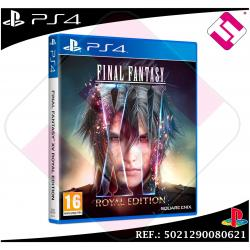 FINAL FANTASY XV ROYALE EDITION JUEGO PS4 FÍSICO NUEVO PRECINTADO PLAYSTATION 4