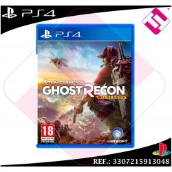 TOM CLANCY´S GHOST RECON WILDLANDS JUEGO PS4 FÍSICO PRECINTADO PLAYSTATION 4
