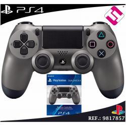 MANDO PS4 DUALSHOCK COLOR ACERO ORIGINAL PLAYSTATION 4 SONY EDICION LIMITADA...
