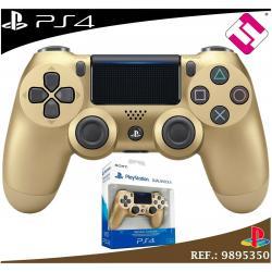 MANDO PS4 DUALSHOCK COLOR DORADO ORO ORIGINAL PLAYSTATION 4 SONY EDICION...