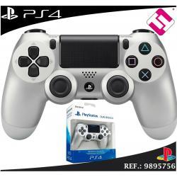 MANDO PS4 DUALSHOCK PLATEADO PLATA ORIGINAL PLAYSTATION 4 SONY EDICION LIMITADA