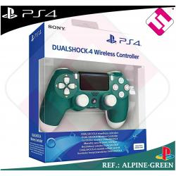 MANDO PS4 DUALSHOCK ALPINE GREEN ORIGINAL PLAYSTATION 4 SONY INALAMBRICO WIFI...