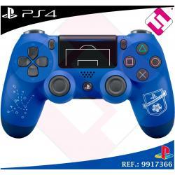 MANDO PS4 DUALSHOCK COLOR AZUL FUTBOL CLUB 2018 ORIGINAL PLAYSTATION 4 SONY WIFI