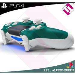 MANDO PS4 DUALSHOCK ALPINE GREEN ORIGINAL PLAYSTATION 4 SONY INALAMBRICO WIFI EL MEJOR PRECIO DE INTERNET CON DIFERENCIA