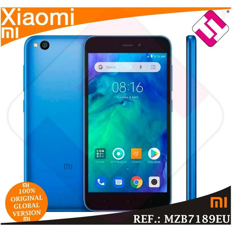 TELEFONO MOVIL XIAOMI REDMI GO BLUE 8GB ROM 1GB RAM SMARTPHONE ANDROID 8.1 OREO