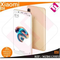 TELEFONO MOVIL XIAOMI REDMI NOTE 5 64GB ROM 4GB RAM SMARTPHONE DORADO GOLD DUAL
