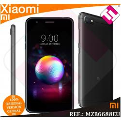 TELEFONO MOVIL XIAOMI REDMI 6A BLACK 32GB ROM 2GB RAM DUAL SIM VERSION ESPAÑOL