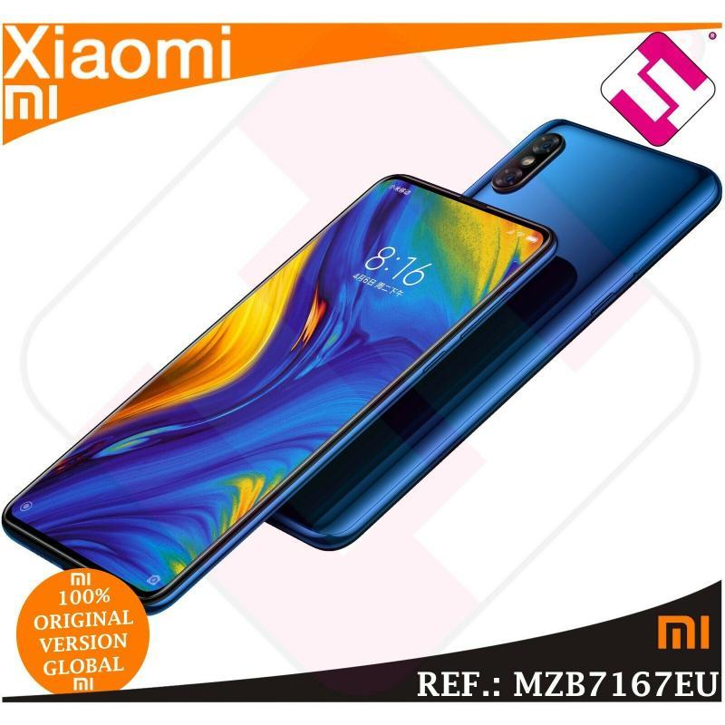 TELEFONO MOVIL XIAOMI MI MIX 3 128GB ROM 6GB RAM BLUE SAPPHIRE VERSION GLOBAL