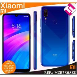 TELEFONO MOVIL XIAOMI REDMI 7 BLUE 32GB ROM 3GB RAM SMARTPHONE VERSION GLOBAL