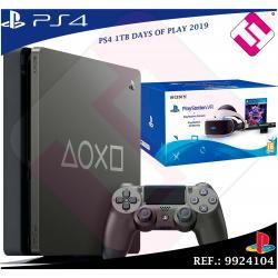 DAYS OF PLAY PS4 1TB 2019 PLAYSTATION 4 EDICION LIMITADA + PACK GAFAS VR CAMARA