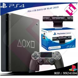 DAYS OF PLAY PS4 1TB 2019 PLAYSTATION 4 EDICION LIMITADA + CAMARA VR PACK OFERTA