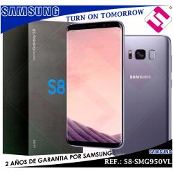 TELEFONO SMARTPHONE SAMSUNG S8 G950VL VIOLETA 5,8 64GB ROM 4GB RAM OCTA CORE 4G