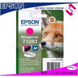 TINTA MAGENTA T1283 1283 ORIGINAL PARA IMPRESORAS EPSON CARTUCHO GENUINE
