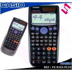 CALCULADORA CASIO TECNICA CIENTIFICA FX-85ES-PLUS 252 FUNCIONES (ORIGINAL)
