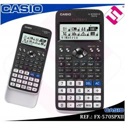 CALCULADORA FINANCIERA CASIO FX-570SPXII UNIVERSIDAD TECNICA CIENTIFICA ORIGINAL