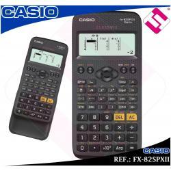CALCULADORA CASIO FX-82SPXII UNIVERSIDAD BACHILLER TECNICA CIENTIFICA ORIGINAL