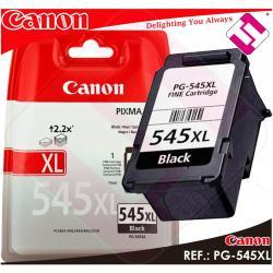 TINTA CANON PG 545 XL NEGRA ORIGINAL CARTUCHO NEGRO IMPRESORA PG-545XL AHORRO