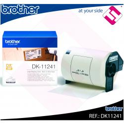 BROTHER ETIQUETA PRECORTADA BLANCA PAPEL 102X152MM 200 ETIQU