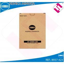 KONICA MINOLTA TONER LASER NEGRO 10.000 PGINAS CF/1501/2001