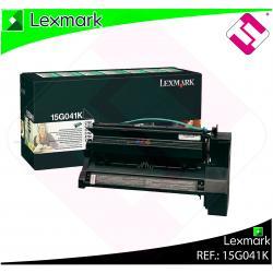 LEXMARK UNIDAD DE IMPRESION NEGRO 6.000 PAGINAS LEXMARK C/75