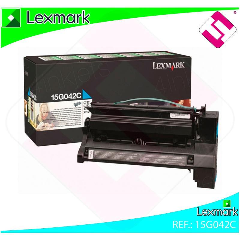LEXMARK UNIDAD DE IMPRESION CIAN 15.000 PAGINAS LEXMARK C/75