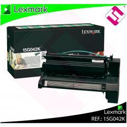 LEXMARK UNIDAD DE IMPRESION NEGRO 15.000 PAGINAS LEXMARK C/7