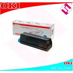 OKI TONER LASER CIAN TIPO C6 5.000 PAGINAS C/5100/5200/5300/