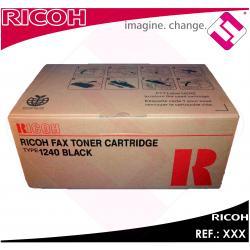 RICOH TONER LASER TYPE 1240 4.500 PGINAS LF/1400/1600