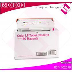 RICOH TONER LASER MAGENTA TYPE 140 CL/800/ EXTINGUIR