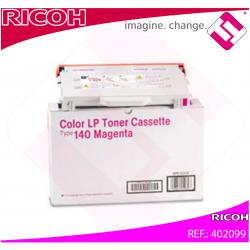 RICOH TONER LASER MAGENTA TYPE 140 CL/800/ EXTINGUIR