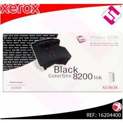 XEROX CARTUCHO TINTA SOLIDA NEGRO 10 COLORSTIX 1.400 P GINAS