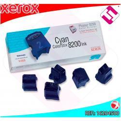 XEROX CARTUCHO TINTA SOLIDA CIAN 5 COLORSTIK 1.400 P GINAS P