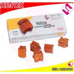 XEROX CARTUCHO TINTA SOLIDA AMARILLO 5 COLORSTIK 1.400 P GIN