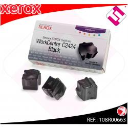 XEROX TINTA SOLIDA NEGRO WCC/2424