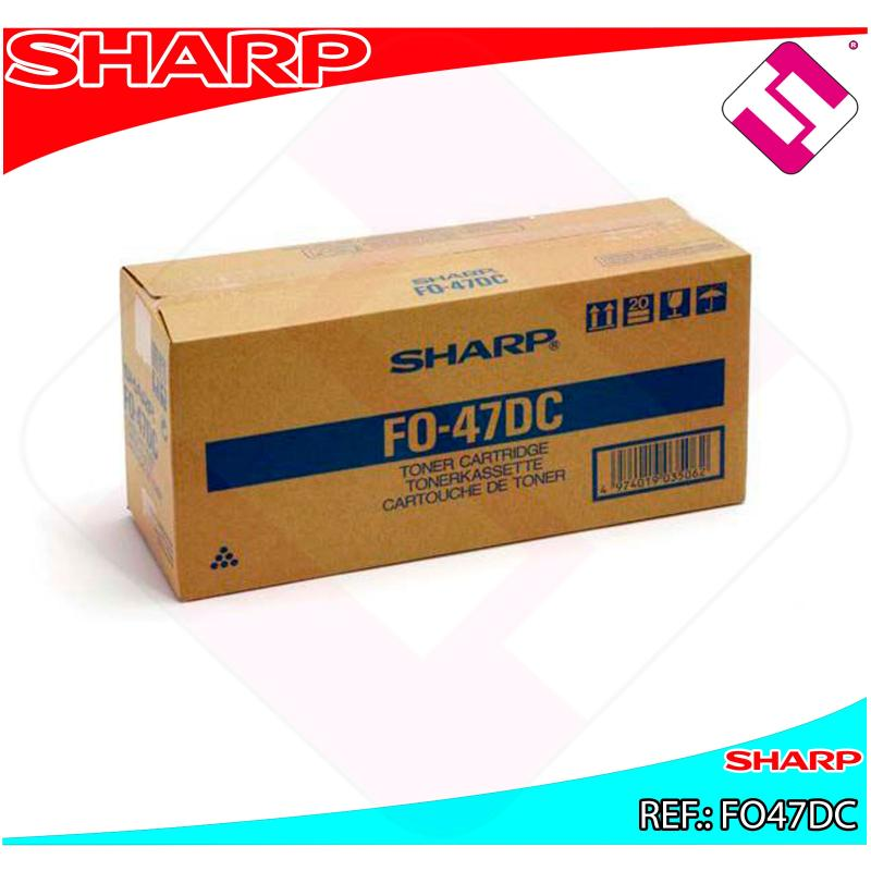 SHARP TONER LASER F/047DC/04700/5700