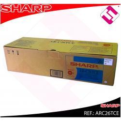 SHARP TONER LASER CIAN ARC/170/172M/260M/260P/262M