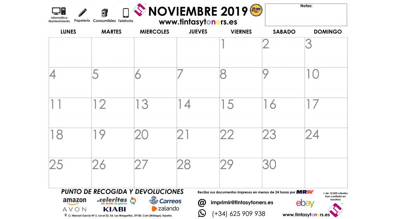 Calendario Din A4.Tintas Y Toners Originales O Compatibles Baratos